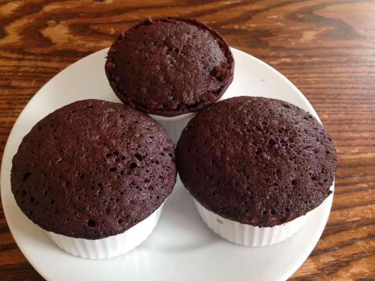 Веганский рецепт Шоколадный кекс