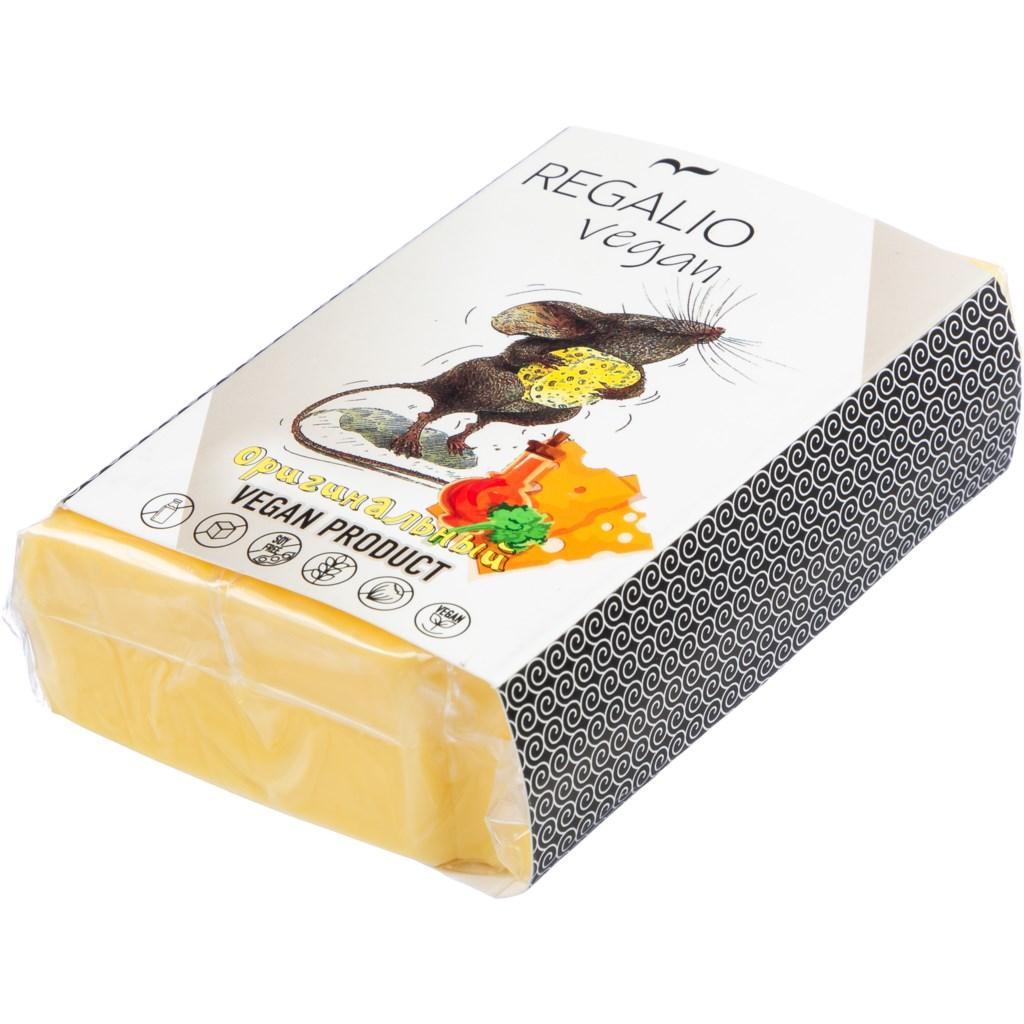 """Сыр """"REGALIO vegan"""" оригинальный"""